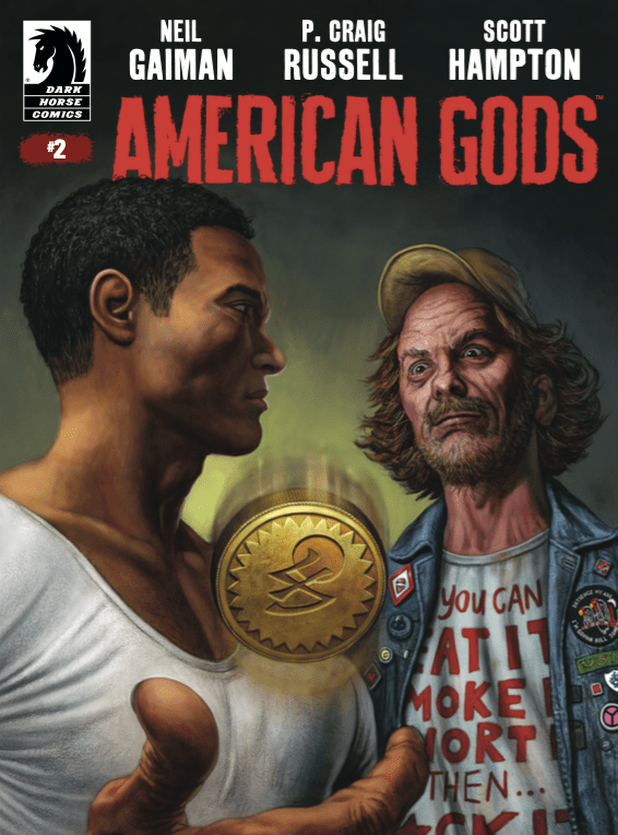 American Gods #2 Review