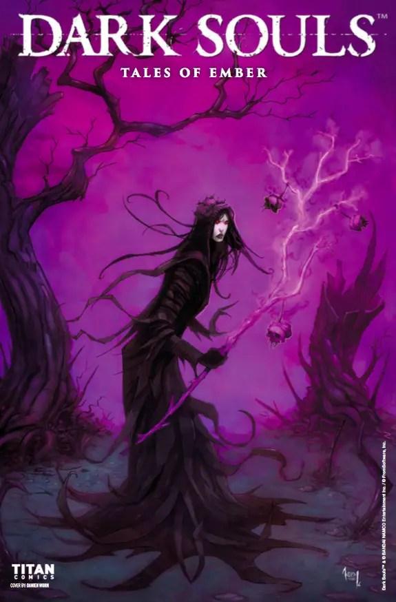 Dark Souls: Tales of Ember #1 Review