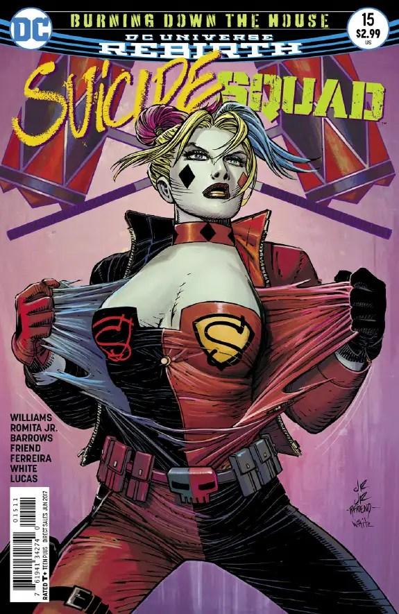 Suicide Squad #15 Review