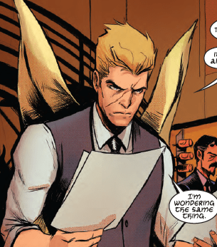 Lucifer #17 Review