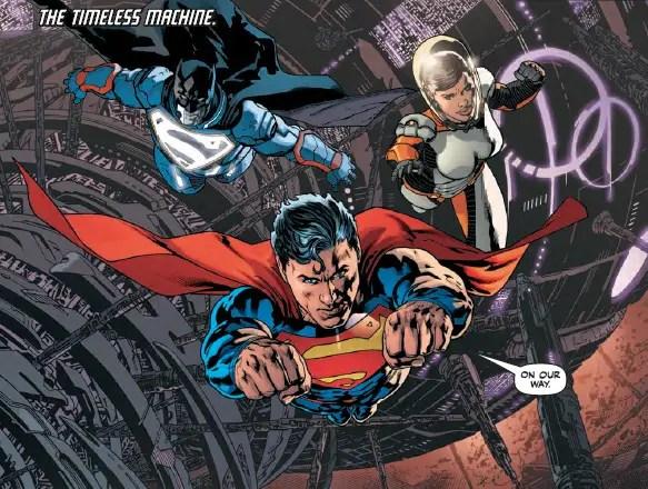 Justice League #19 Review