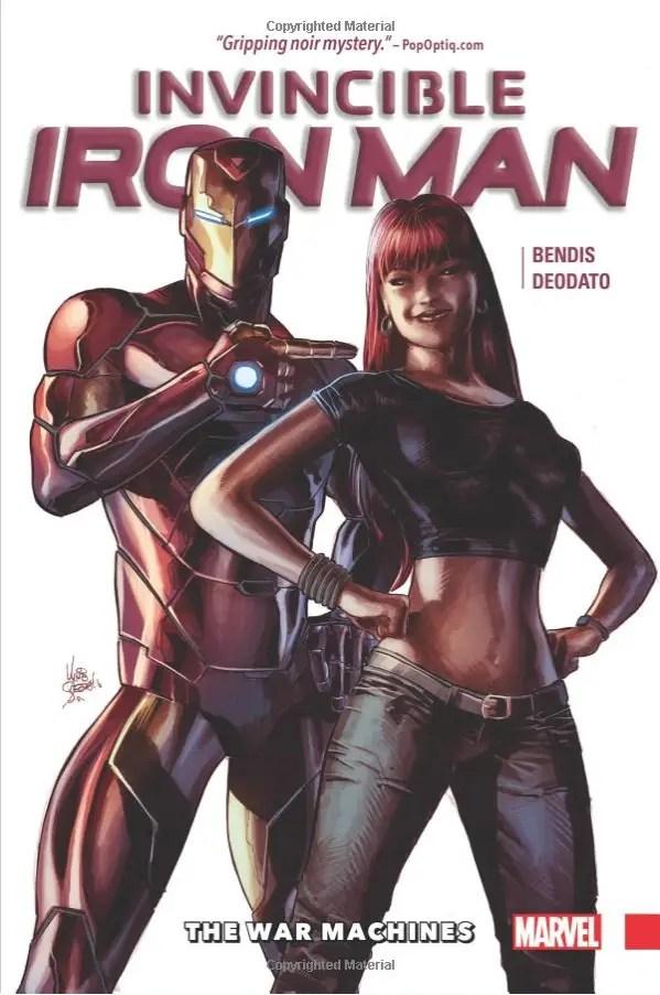 Invincible Iron Man Vol. 2: The War Machines Review