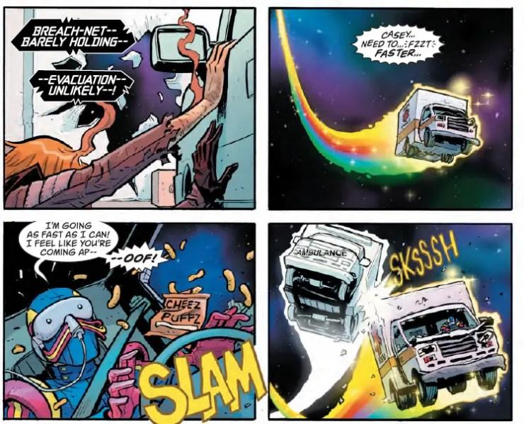 Doom Patrol #6 Review