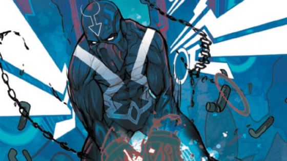 The King of the Inhumans – now in his very first solo series! Today, Marvel is pleased to present your first look at BLACK BOLT #1 – the new series launching on May 3rd. Award-winning science fiction author Saladin Ahmed (Throne of the Crescent Moon) makes his Marvel debut alongside fan-favorite artist Christian Ward (Ultimates) to take you deep inside the mind of the silent monarch of Inhumanity. With a voice that can crack a planet in half, he'll find himself somewhere he never thought possible – imprisoned at the edges of the cosmos! The newest resident of a prison designed to house the most dangerous criminals in the galaxy, Black Bolt must find out how he ended up here and who imprisoned him. But first, he'll have to survive a fight to the death with a fellow inmate – The Absorbing Man! It's time for the Midnight King to plot the impossible: an escape! That is…if he survives. Prepare for a truly mind-bending sci-fi epic unlike any other when Ahmed & Ward bring you the can't-miss BLACK BOLT #1 – on-sale May 3rd!