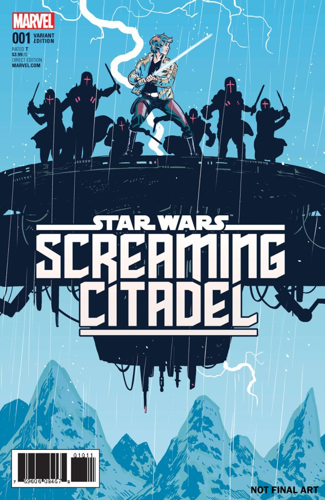 Marvel Preview: Star Wars: The Screaming Citadel #1