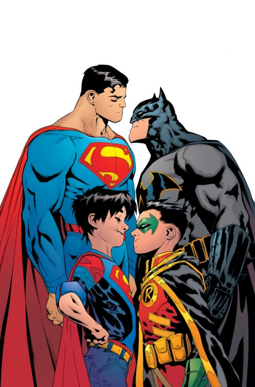 Superman Volume 2: Trial of the Super Sons Review