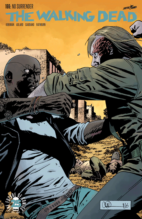The Walking Dead #166 Review