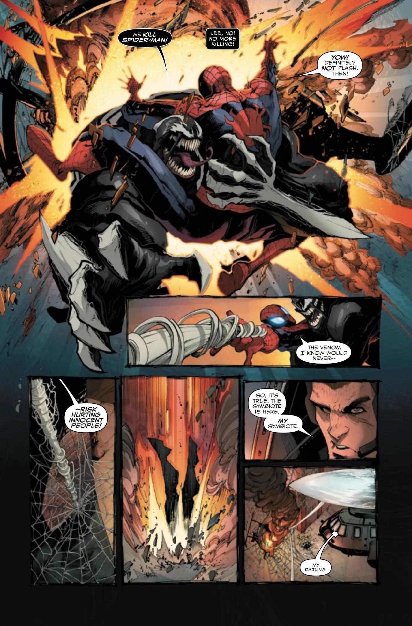 Venom #6 Review