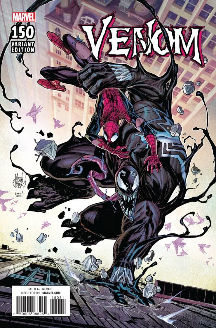 Marvel Preview: Venom #150