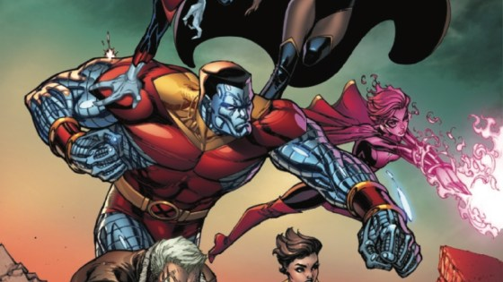 The CLIMACTIC SHOWDOWN between the X-MEN and the new BROTHERHOOD OF EVIL MUTANTS! Who will be left standing after the world's mightiest mutants throw down? And when the dust settles, not everything is as it seems...