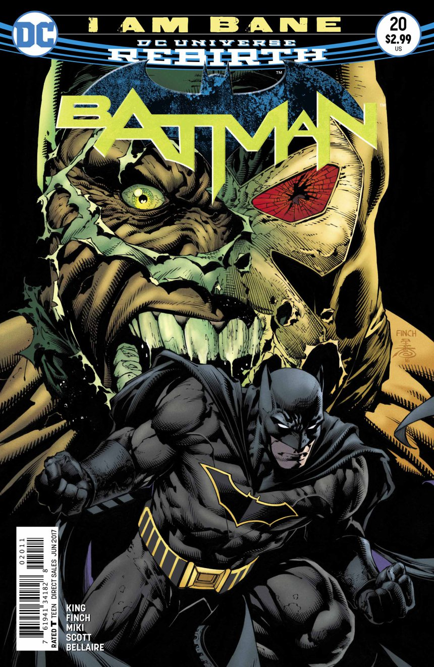 Batman #20 Review