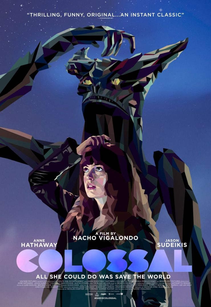 'Colossal' adeptly mashes up two distinct genres into one great film