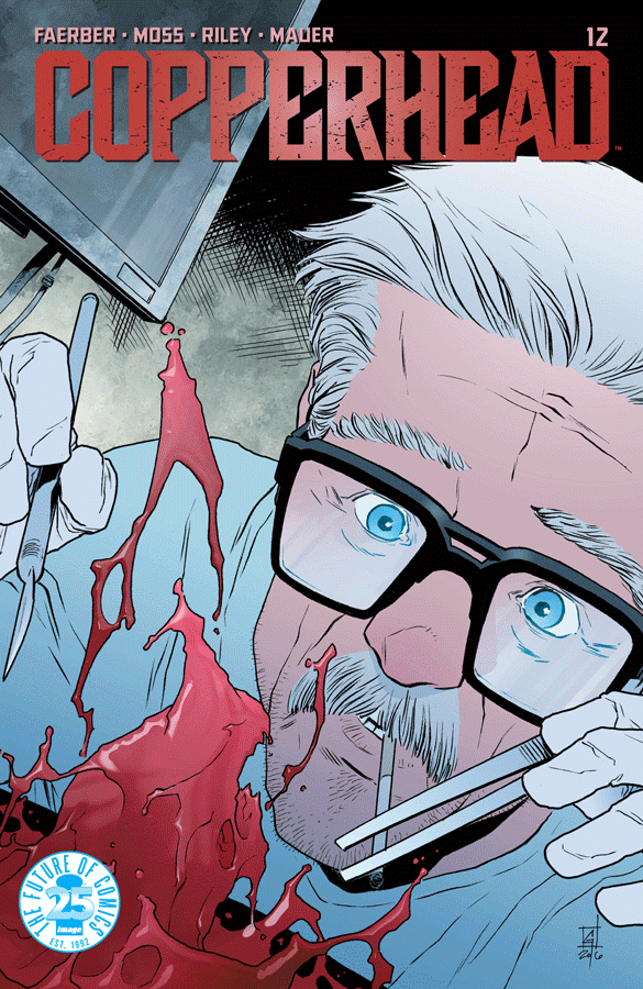 Copperhead #12 Review