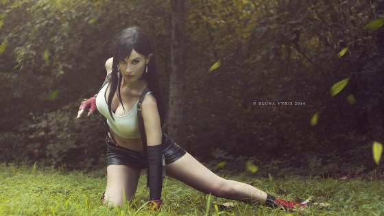 Final Fantasy VII: Tifa Lockhart Cosplay by Meryl Sama