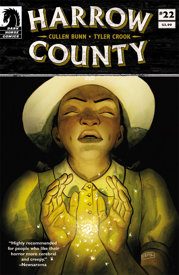 Harrow County #22 Review