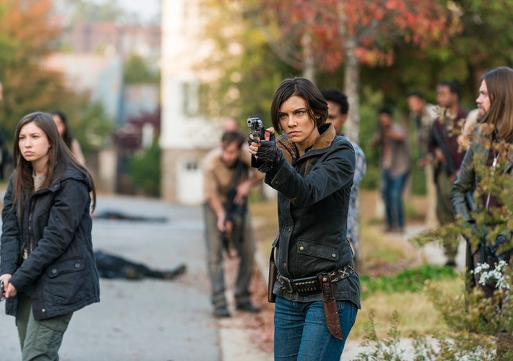 "The Walking Dead: Season 7, Episode 16 ""The First Day of the Rest of Your Life"" Review"