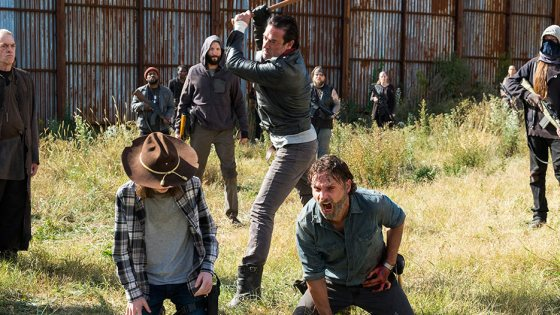 """The Walking Dead: Season 7, Episode 16 """"The First Day of the Rest of Your Life"""" Review"""