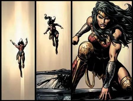 Wonder Woman #21 Review