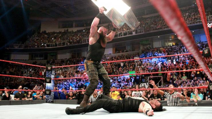WWE Payback goes above and beyond its poor buildup