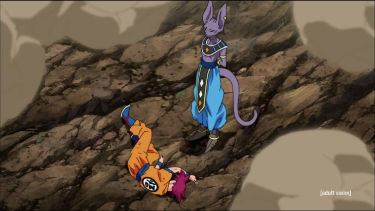 """Dragon Ball Super: Episode 11 """"Let's Keep Going Lord Beerus! The Battle of Gods!"""" Review"""