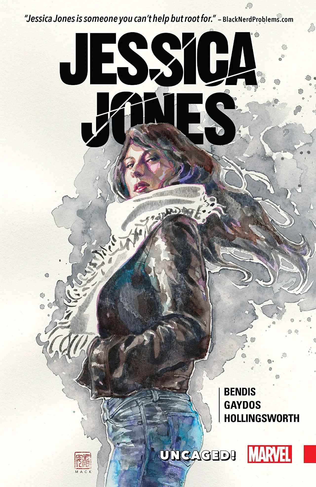 'Jessica Jones Vol. 1: Uncaged!' was worth the decade-long wait