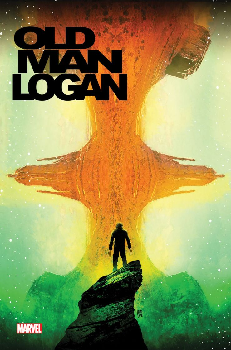 Vampires And Monsters And Brood, Oh My! Old Man Logan Vol. 4: Old Monsters Review