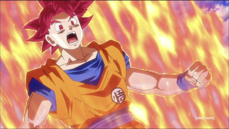 "Dragon Ball Super: Episode 10 ""Show us, Goku! The Power of a Super Saiyan God"" Review"