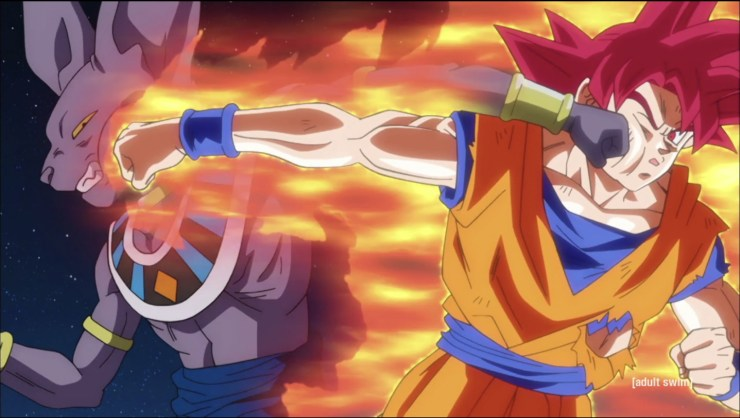 "Dragon Ball Super: Episode 13 ""Goku, Surpass Super Saiyan God!"" Review"