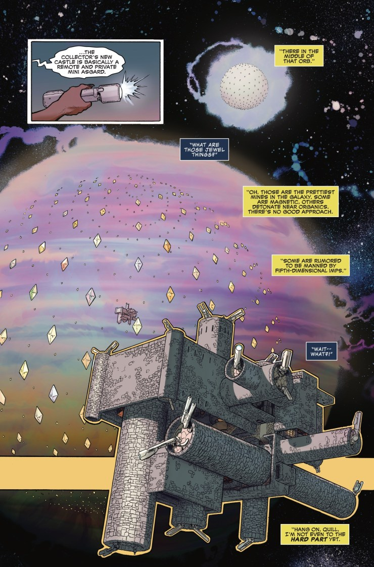 Marvel Preview: All-New Guardians Of The Galaxy #2