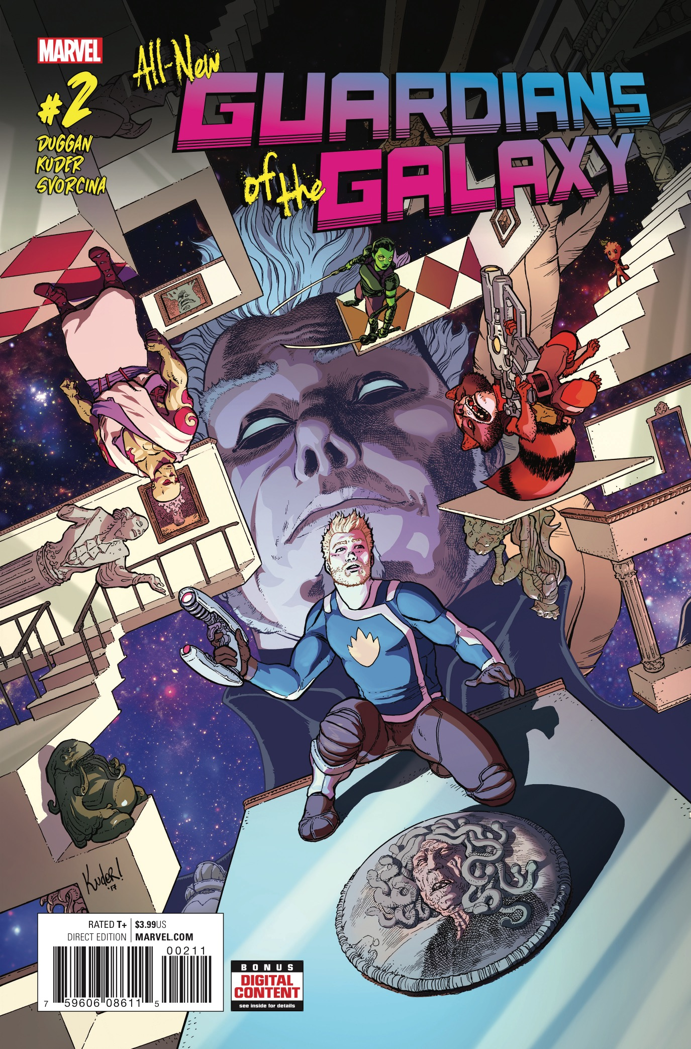All-New Guardians of the Galaxy #2 Review
