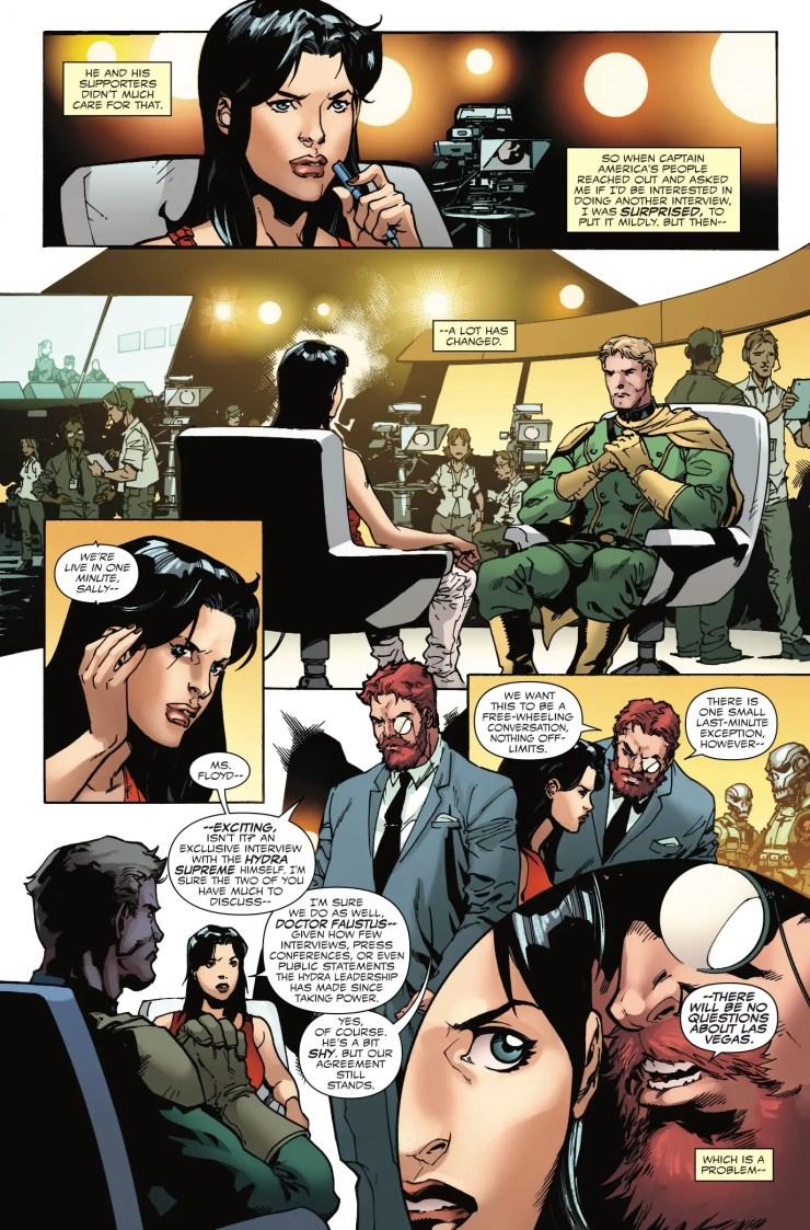 Marvel Preview: Captain America: Steve Rogers #17