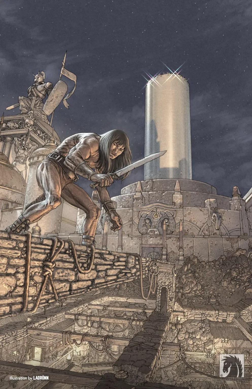 Conan Omnibus Vol. 2: City of Thieves Review