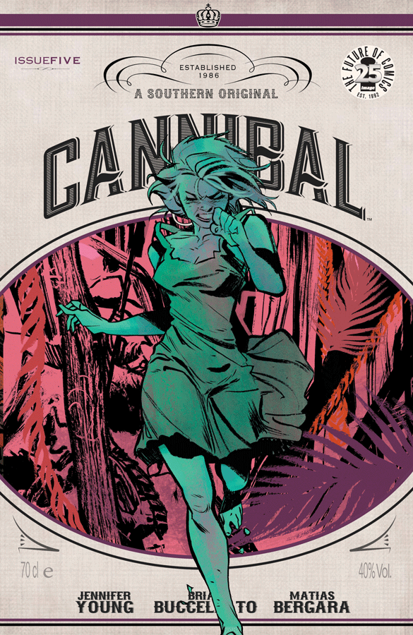 Cannibal #5 Review
