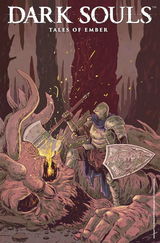 Dark Souls: Tales of Ember #2 Review