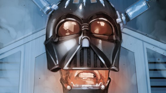 The most fearsome villain in the entire galaxy returns for an all-new series -- Prepare for DARTH VADER #1! This June, superstar writer Charles Soule (Poe Dameron, Astonishing X-Men) will team with chartbusting artist Giuseppe Camuncoli (Amazing Spider-Man) to chronicle the epic rise of one of the greatest villains in all of fiction!