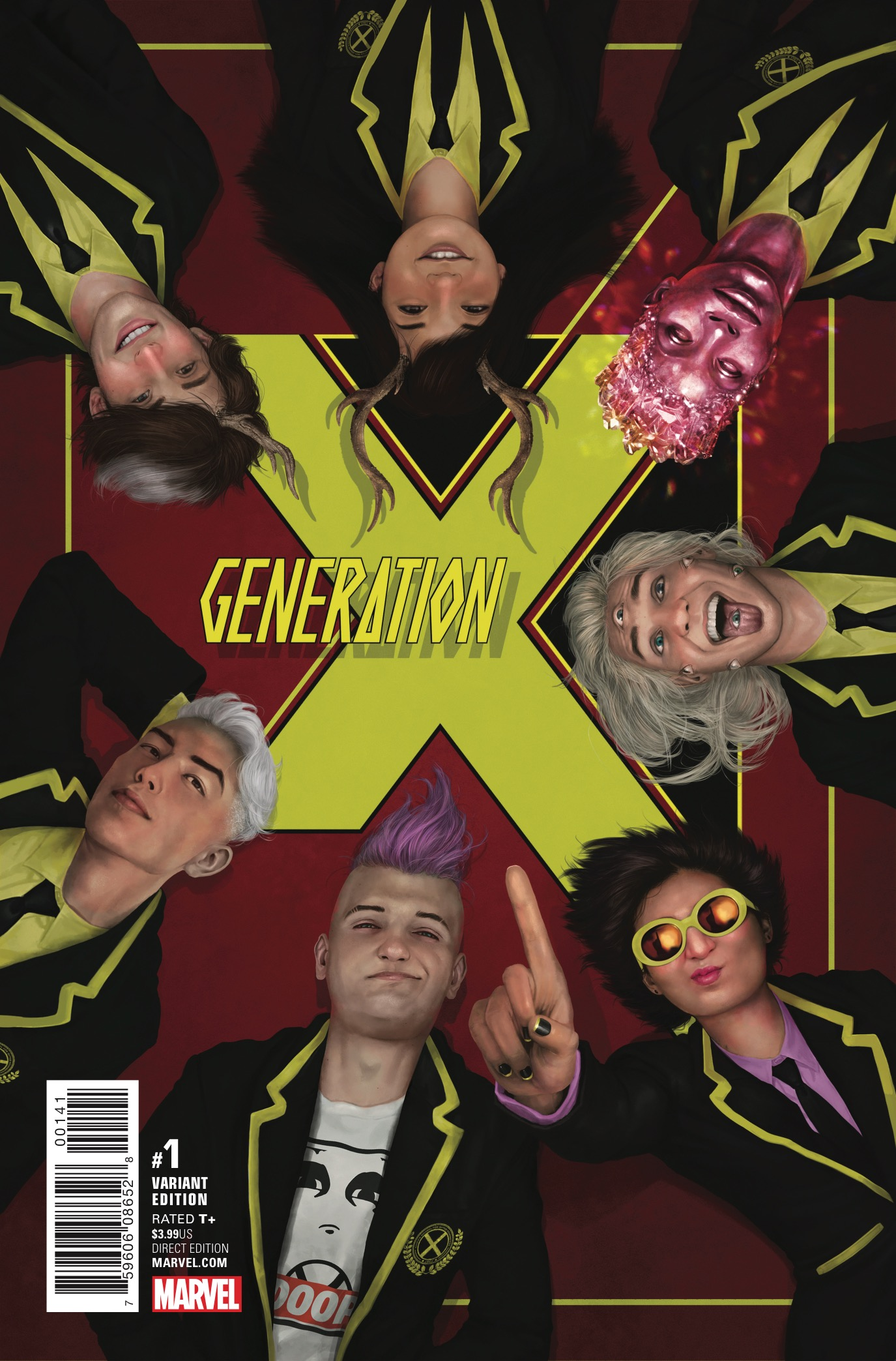 'Generation X Vol. 1: Natural Selection' review: And you thought millennials were bad