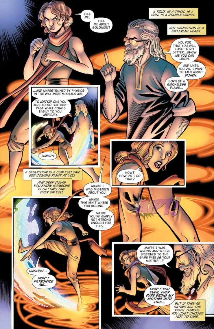 [EXCLUSIVE] DC Preview: Hellblazer #10