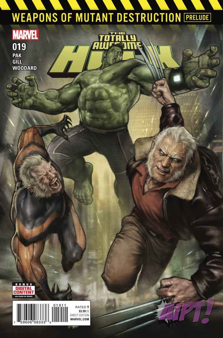 [EXCLUSIVE] Marvel Preview: Totally Awesome Hulk #19