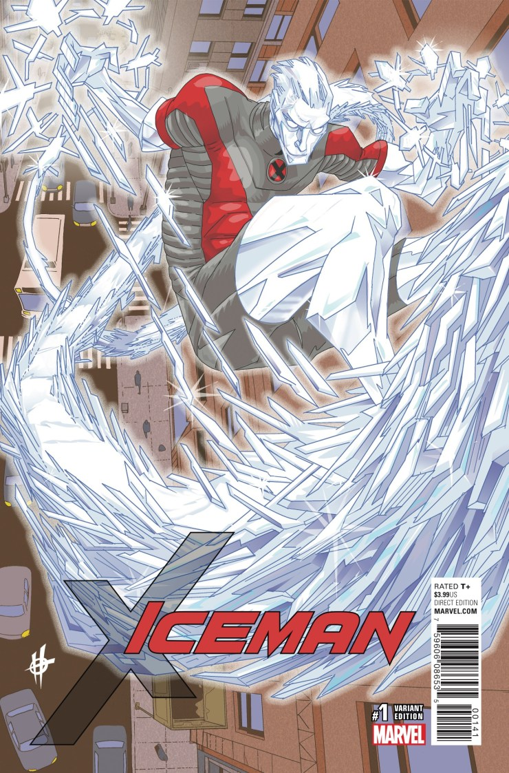 Marvel Preview: Iceman #1