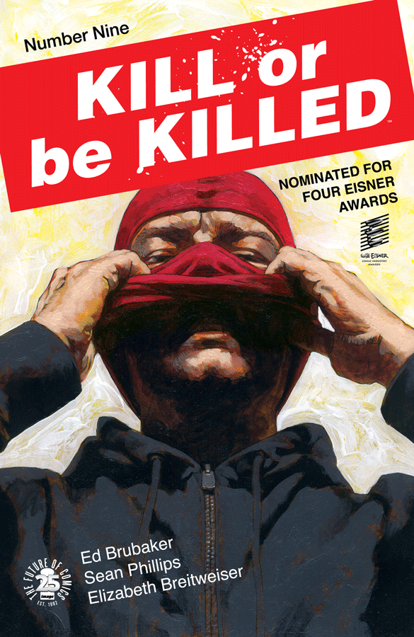Kill or Be Killed #9 Review
