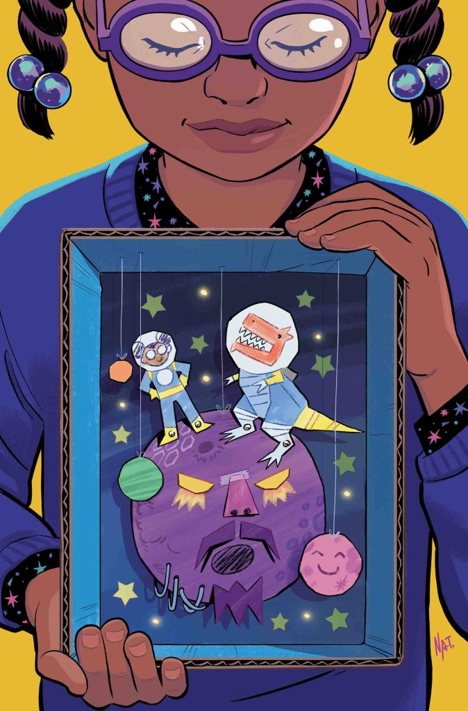 Marvel Preview: Moon Girl and Devil Dinosaur #22