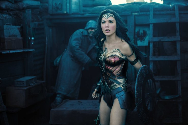 Breathe easy: 'Wonder Woman' is really good