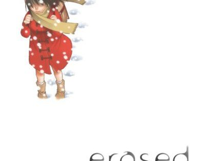 Kei Sanbe's Erased features time travel, childhood memories, suspense, and murder. The digital version of volume one, localized through Yen Press, contains the manga's first six chapters. Does the series get off to a good start?