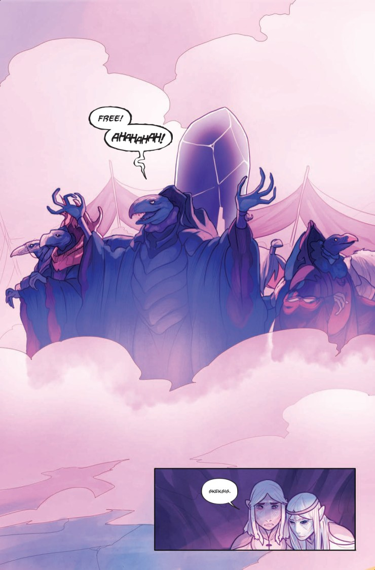 The Power of the Dark Crystal #3 Review