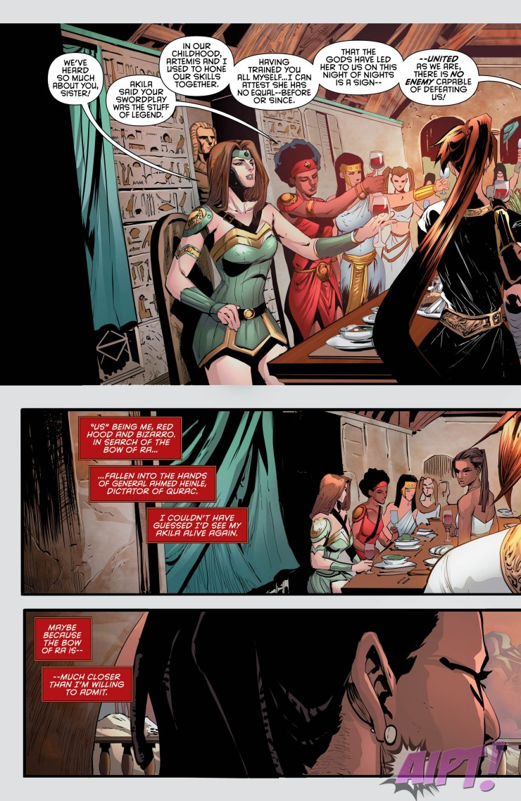 [EXCLUSIVE] DC Preview: Red Hood and the Outlaws #10