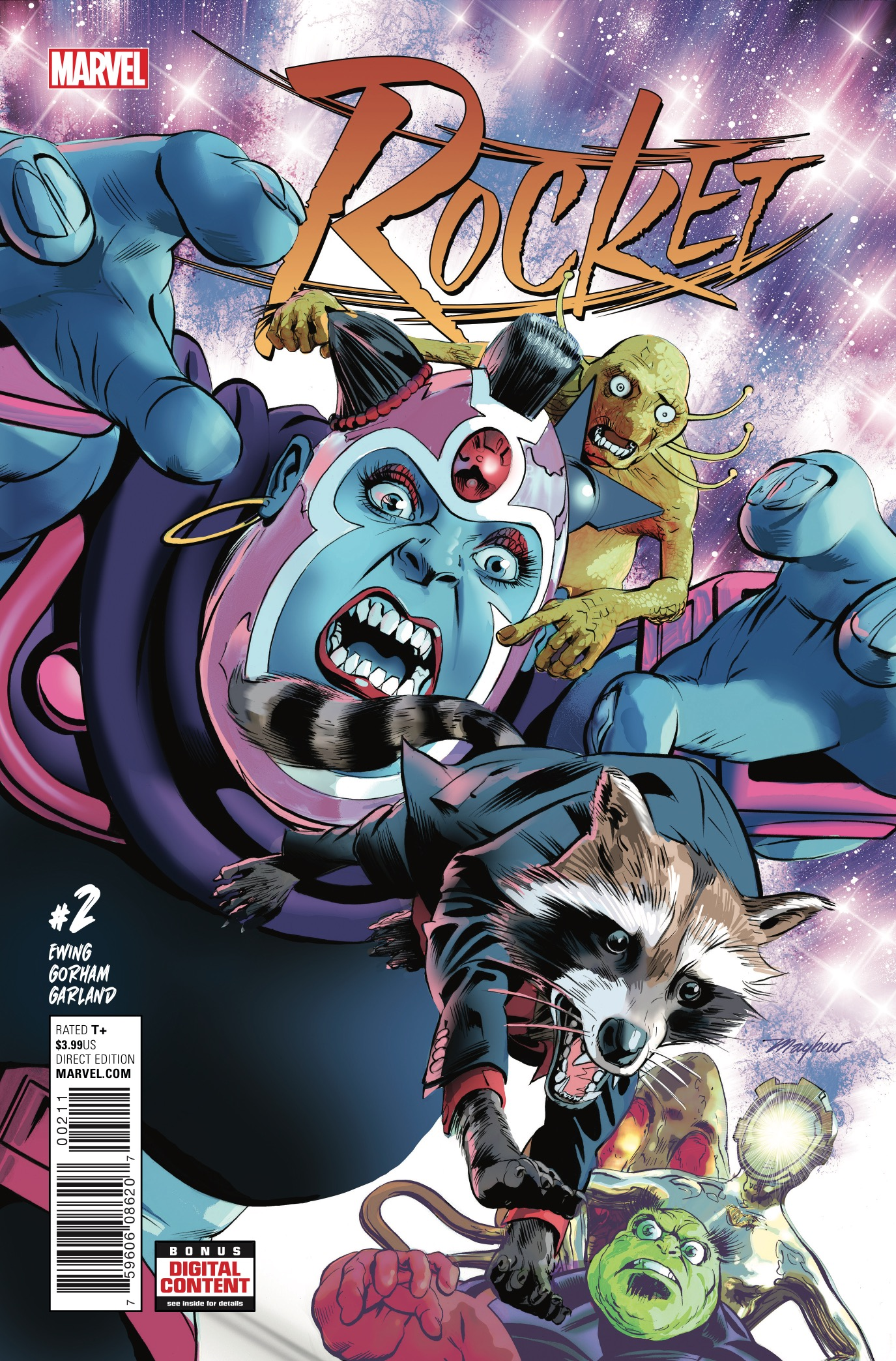 Rocket #2 Review