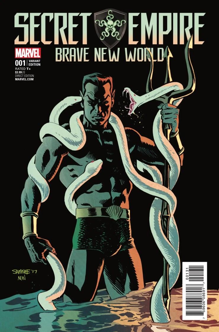 Marvel Preview: Secret Empire: Brave New World #1