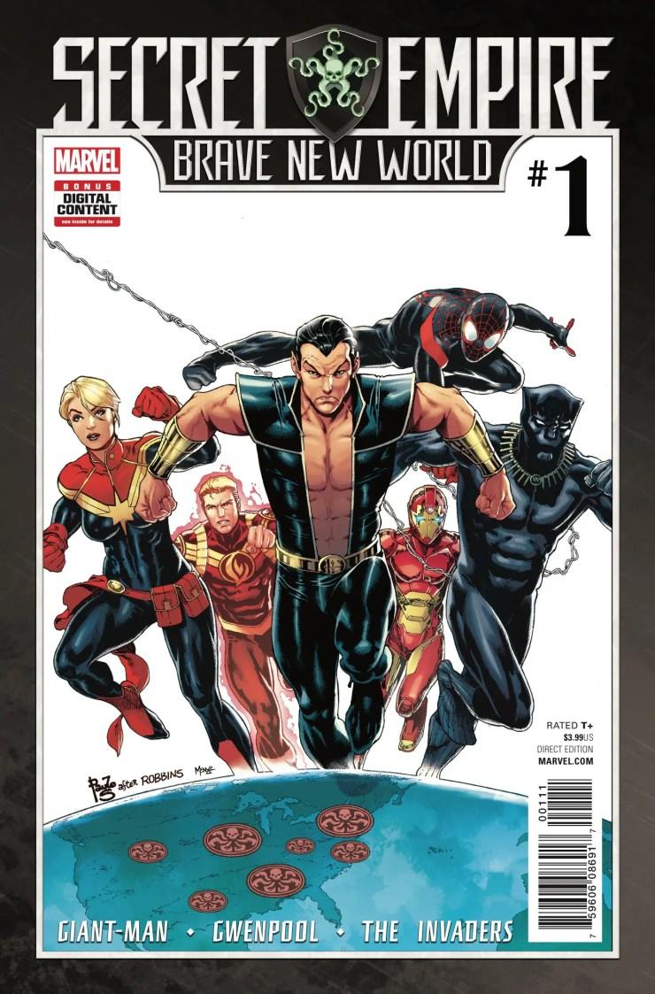 Secret Empire: Brave New World #1 Review