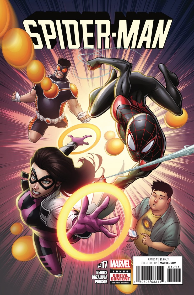 Spider-Man #17 Review