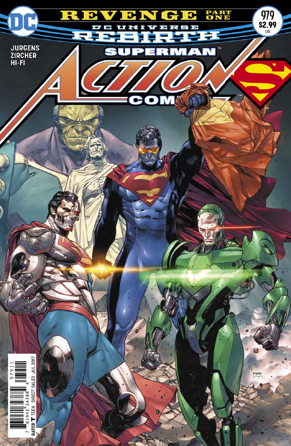 Action Comics #979 Review